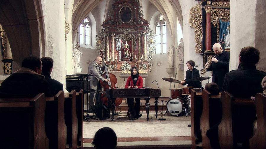 Marija Panna přečistá - koncert Zuzany Lapčíkové