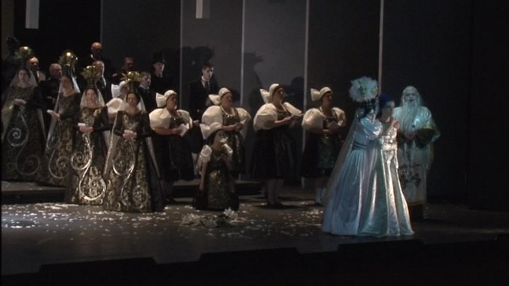 Opera Rusalka v Národním divadle Brno