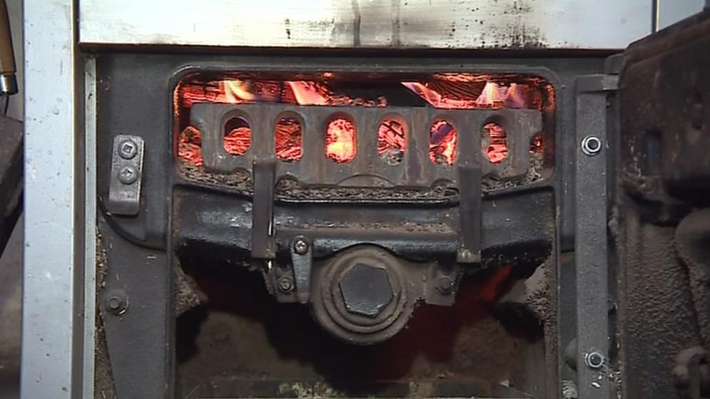 Dřevo je nejlevnější topivo