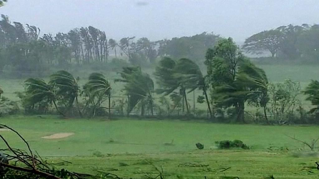 Cyklon Evan na Fidži