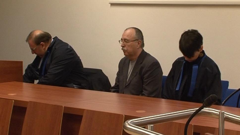 Jan Hebelka před soudem