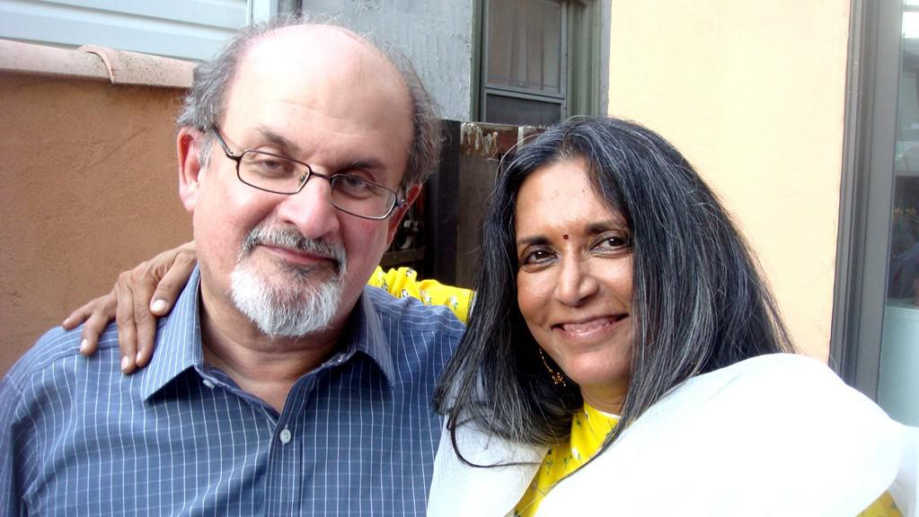 Salman Rushdie a Dípa Mehta