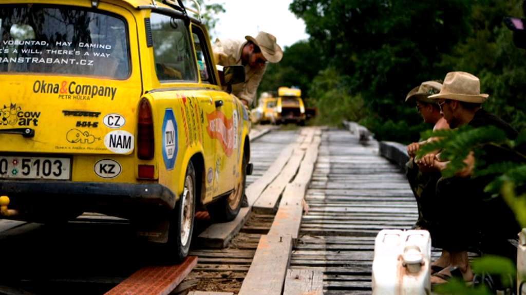 Trabantem napříč Jižní Amerikou