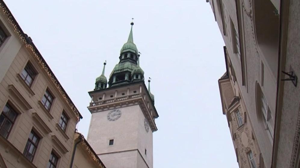Opravená věž bude přístupná už na konci roku