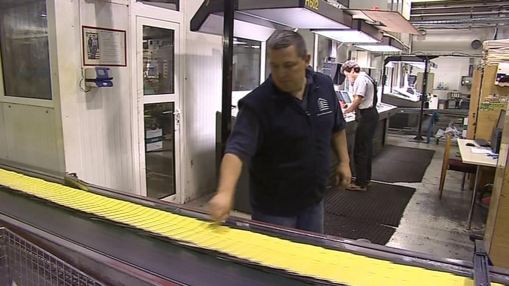Zaměstnanci tiskárny budou v práci i o svátcích