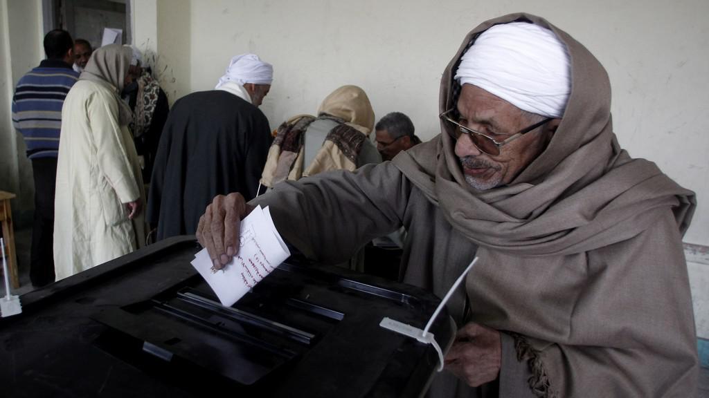 Referendum v Egyptě
