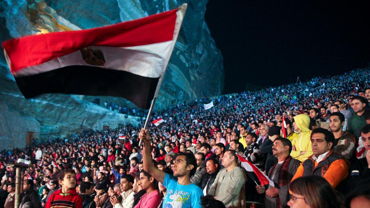 Egypťané budou hlasovat o nové ústavě