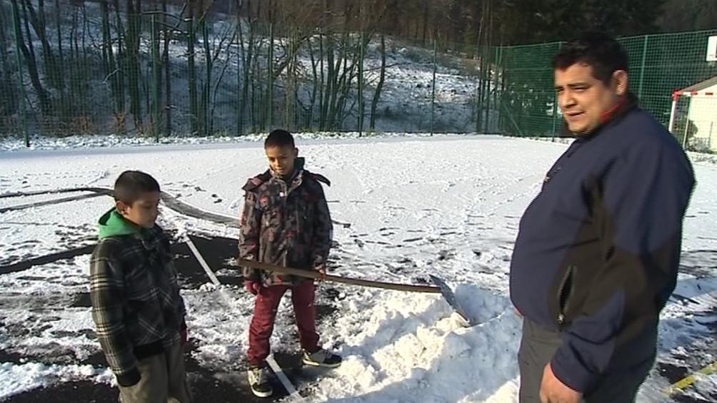 Romští asistenti prevence kriminality ve Vsetíně