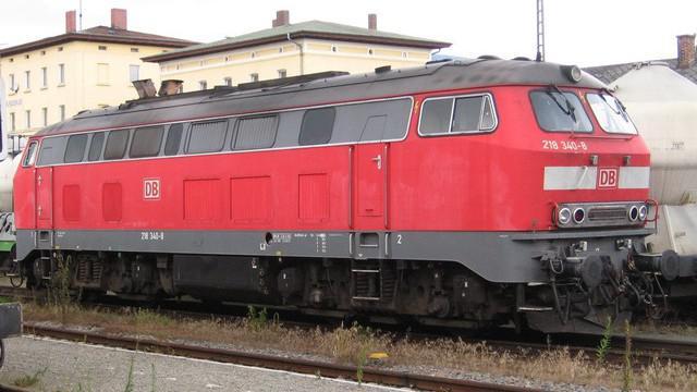Lokomotiva DB