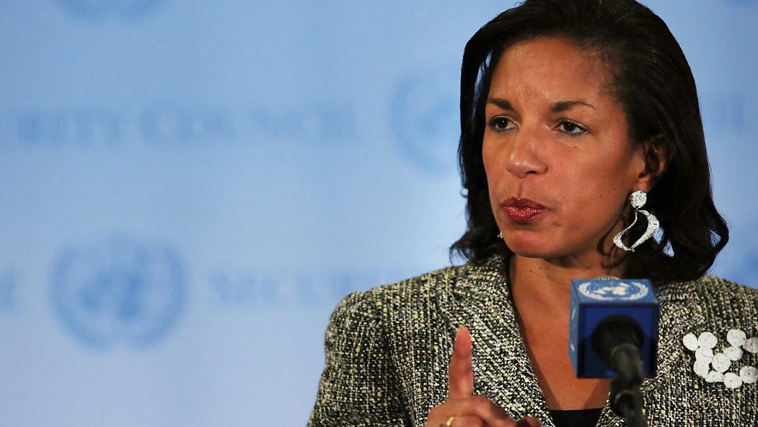 Americká velvyslankyně při OSN Susan Riceová