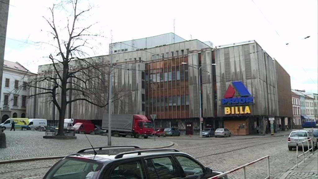 Obchodní dům Prior Olomouc