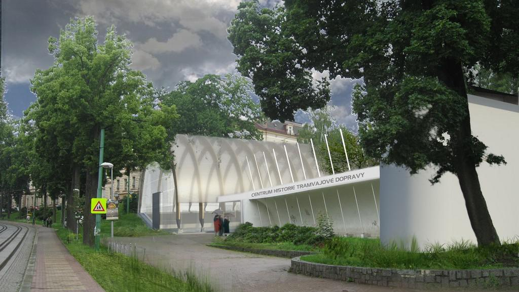 Liberecké tramvajové muzeum