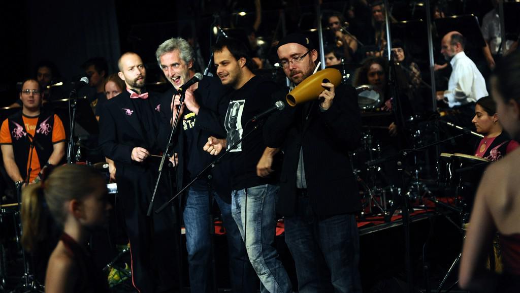 The Tap Tap a jejich hosté v Opeře