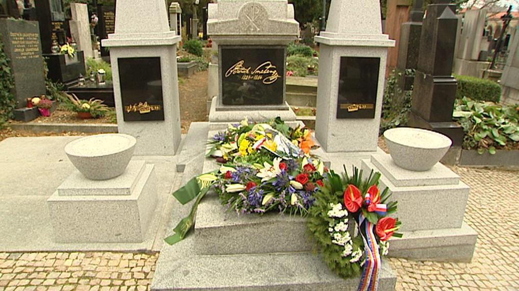 Smetanova hrobka