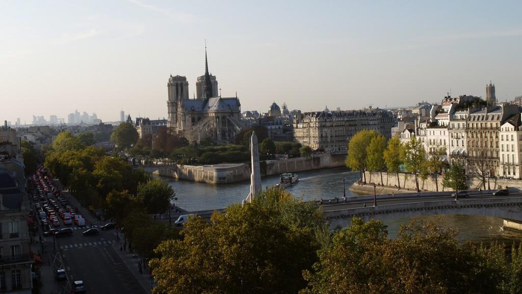 Paříž / Notre Dame