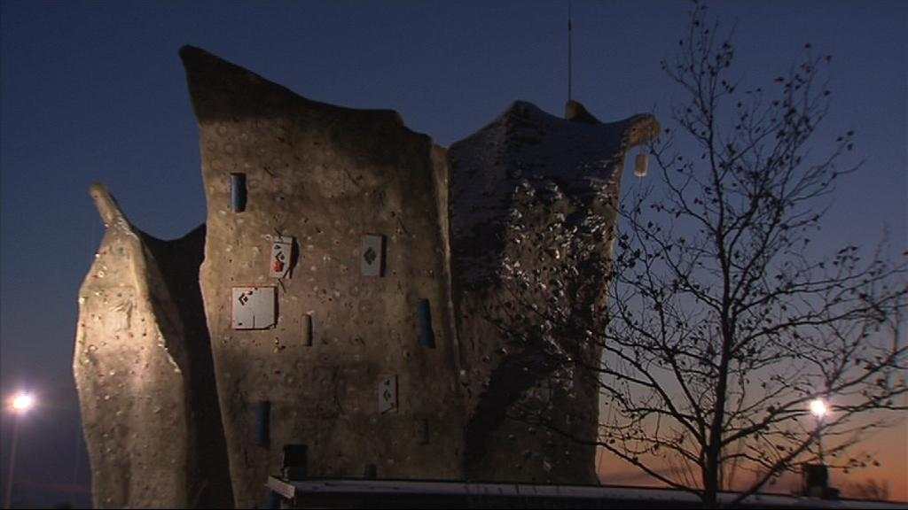 V Modřicích je největší lezecká stěna ve střední Evropě