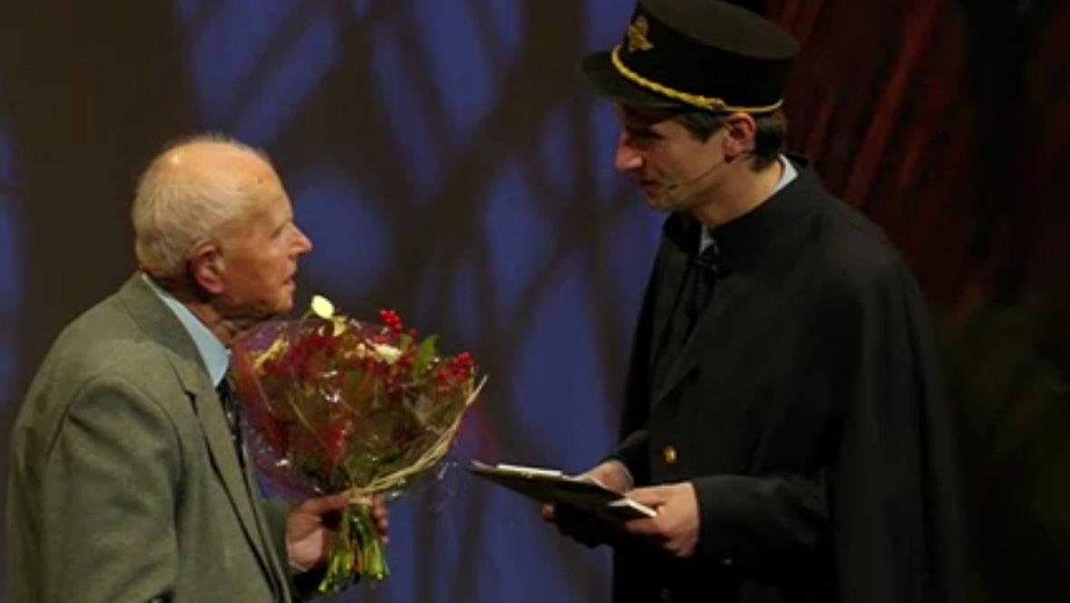 Oceněný Josef Holec