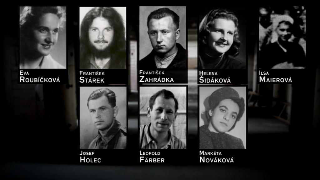 Nominované osobnosti pro rok 2012