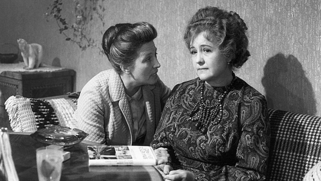 Dana Medřická a Antonie Hegerlíková