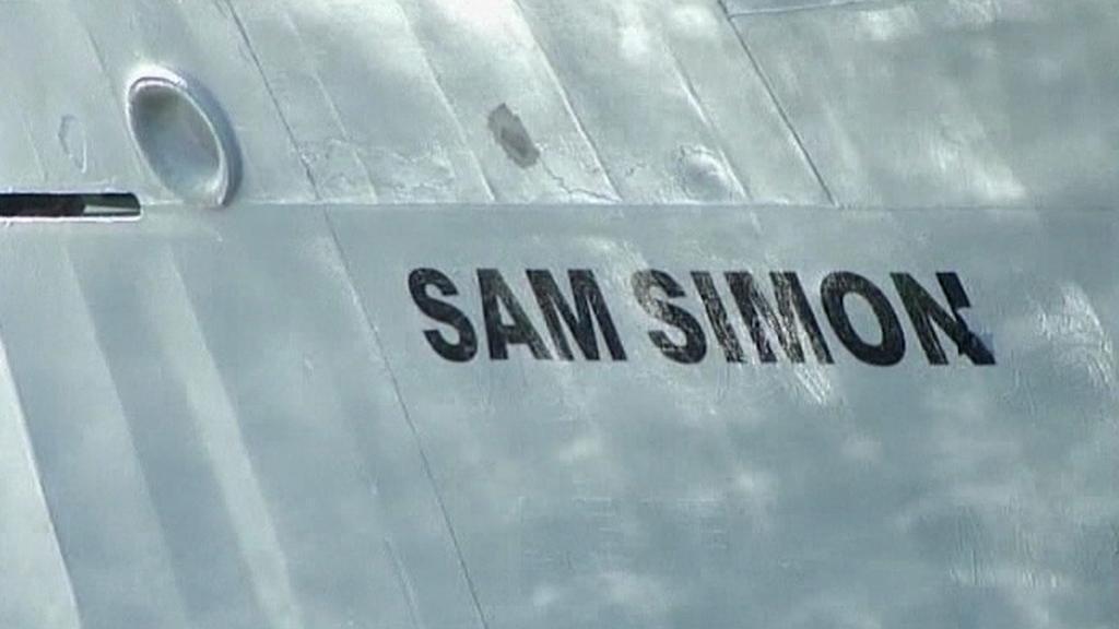 Nová loď dostala jméno po jednom ze sponzorů