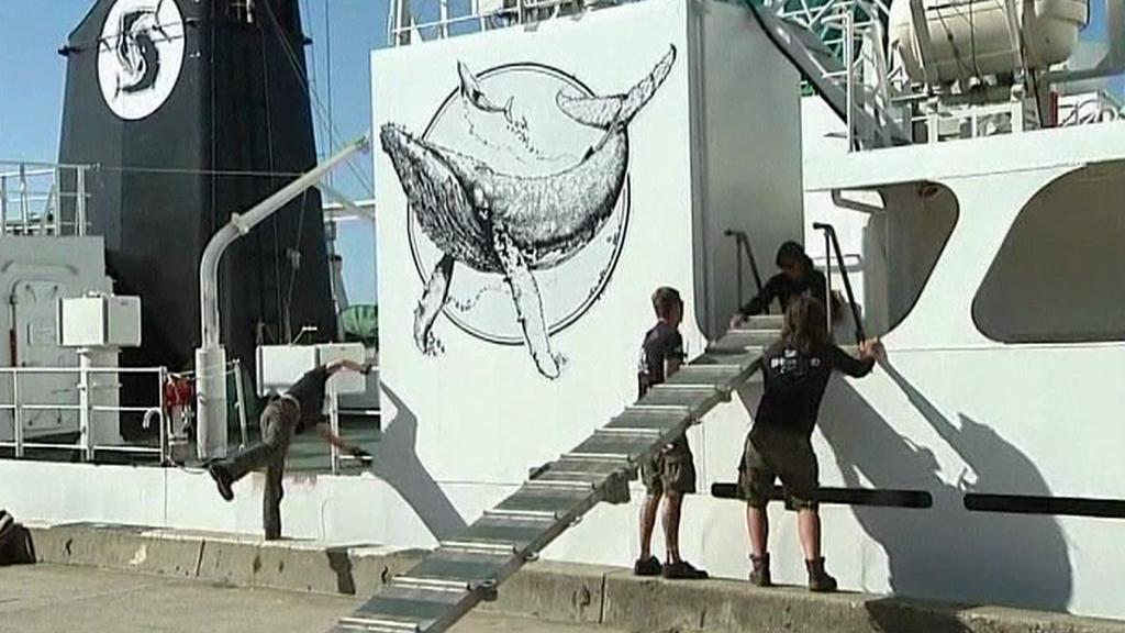 Nová loď Sea Shepherd