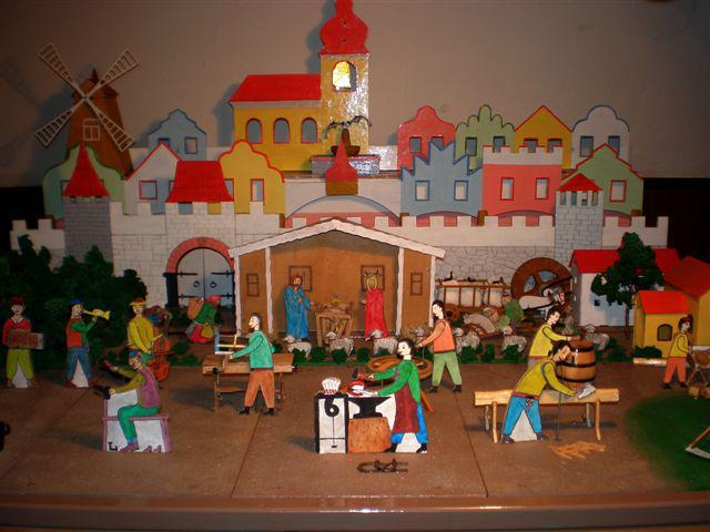 Výstava betlémů - Koštice