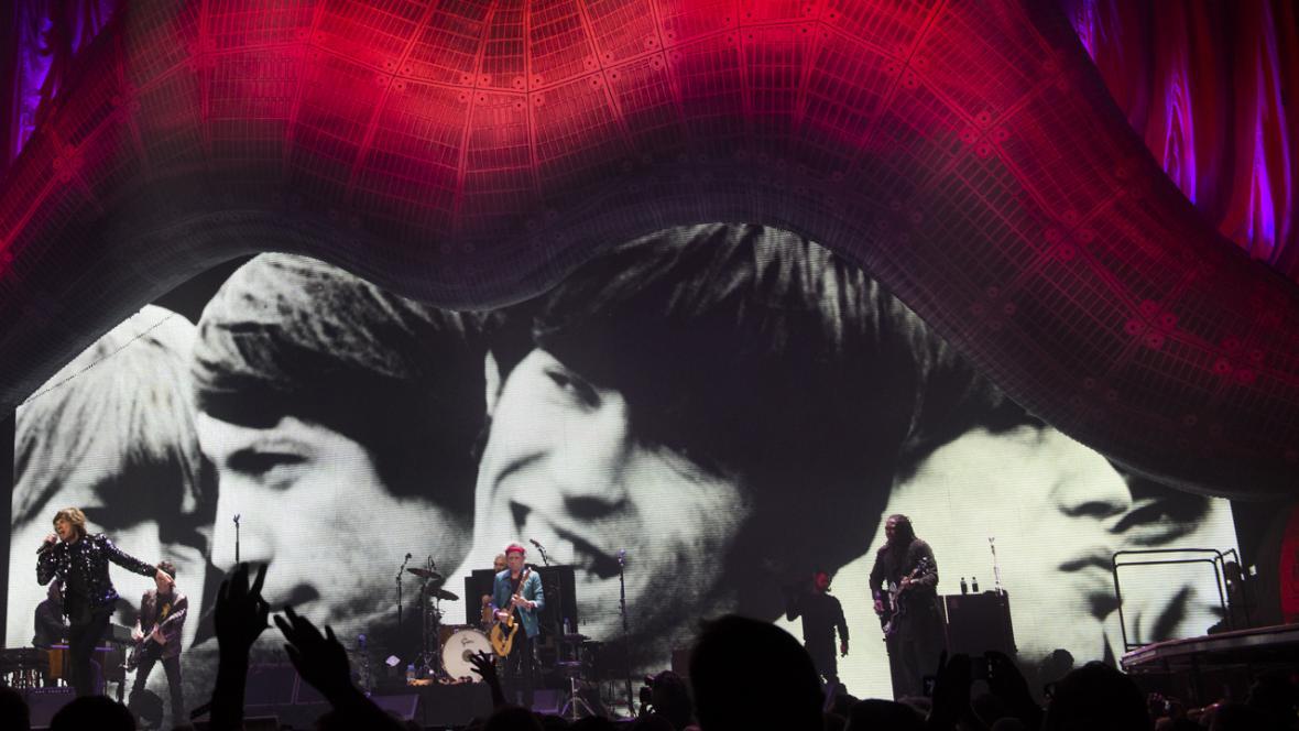 Koncert Rolling Stones