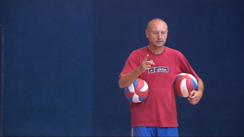 Vedení klubu se podařilo udržet zkušeného kouče Miroslava Malána