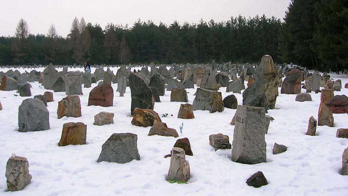 Koncentrační tábor - Treblinka