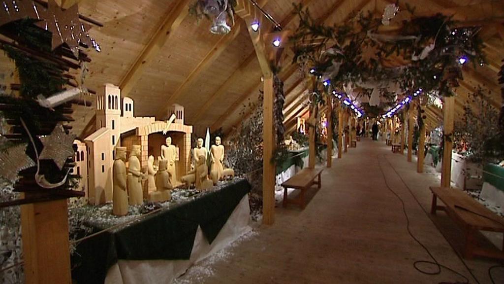 Výstava betlémů v Ostravě