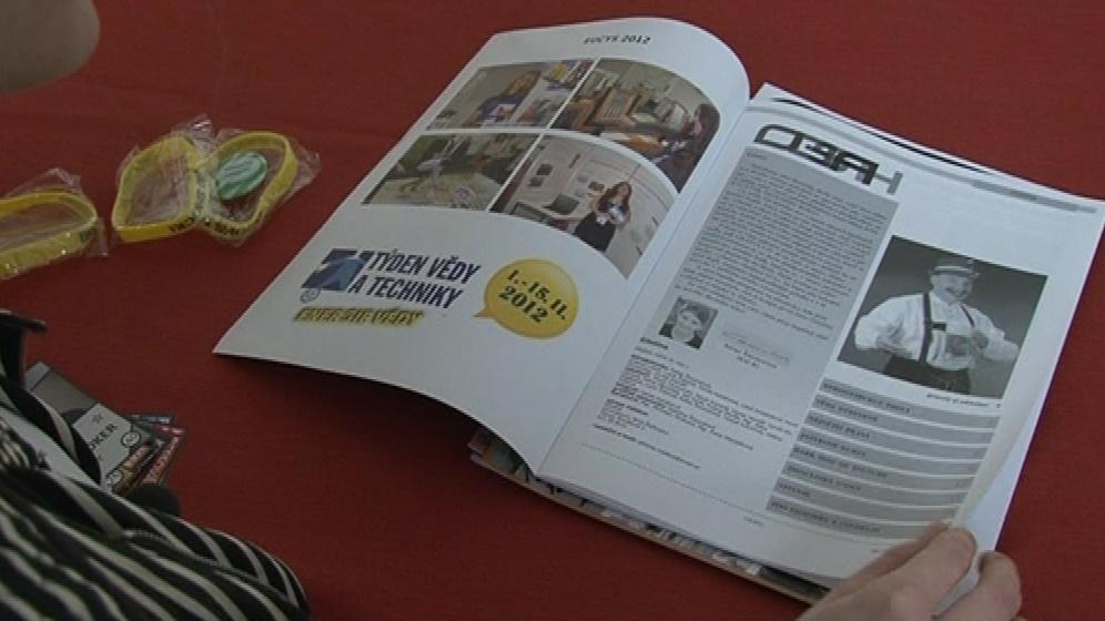 Studentský časopis