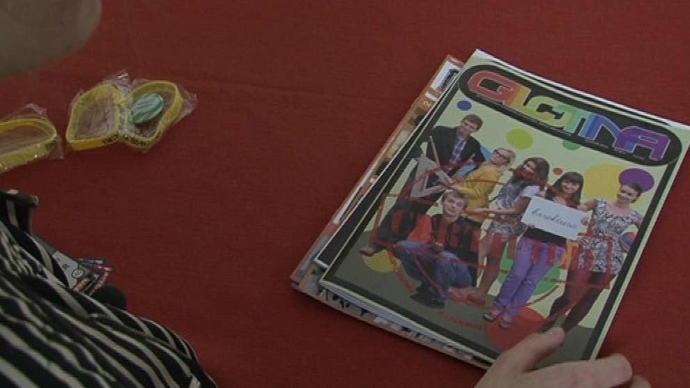 Časopis Gilotina baví studenty řečkovického gymnázia