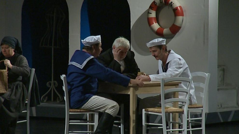 Premiéra bude 8. a 9. prosince v Městském divadle Zlín