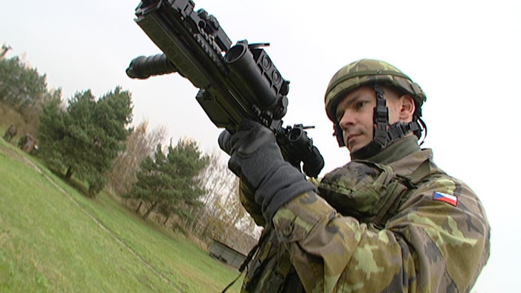 Armáda - ilustarční foto
