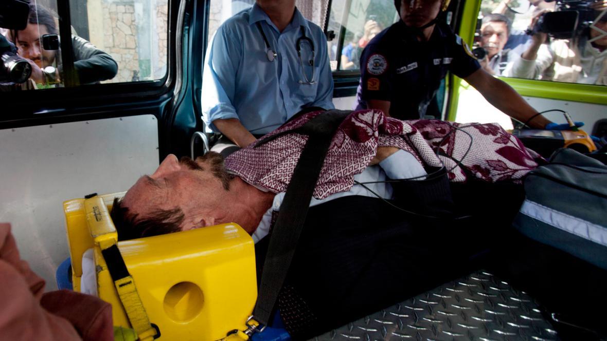 John McAfee byl v Guatemale hospitalizován