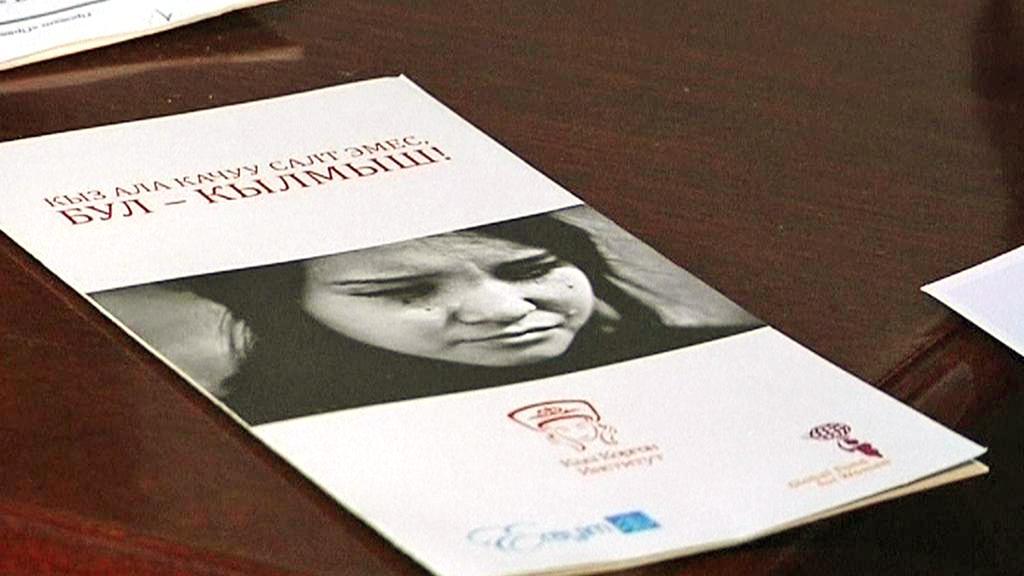 Kyrgyzstán bojuje proti únosům nevěst
