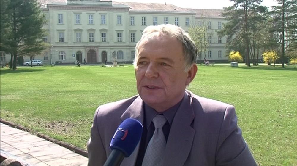 Marek Radimský, ředitel Psychiatrické léčebny Brno