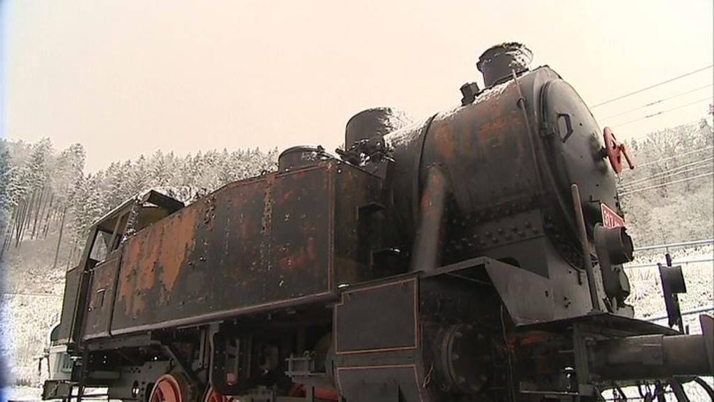 Foto lokomotivy