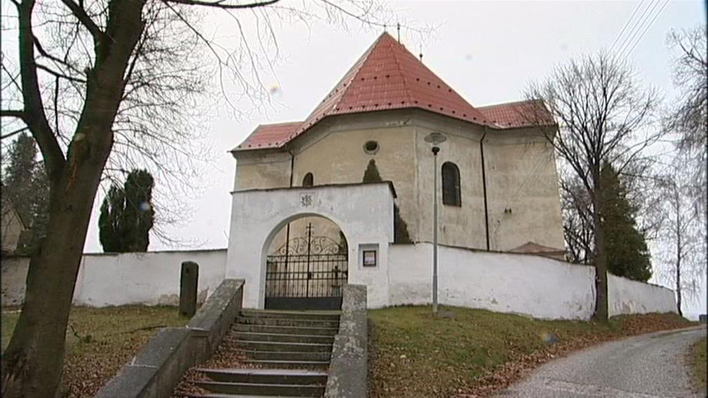 Kostel v Zátoru