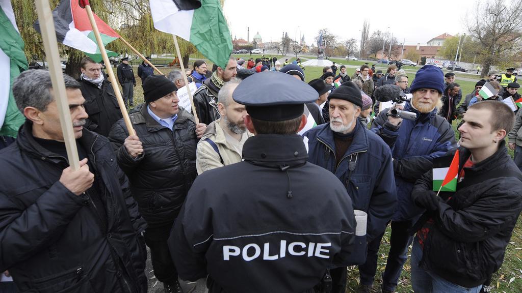 Demonstrace proti Benjaminu Netanjahuovi