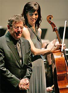 Philip Glass a Wendy Sutter