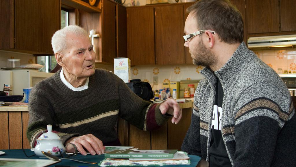 Robert Matula a Jan Plachý, Chemainus, BC., Kanada