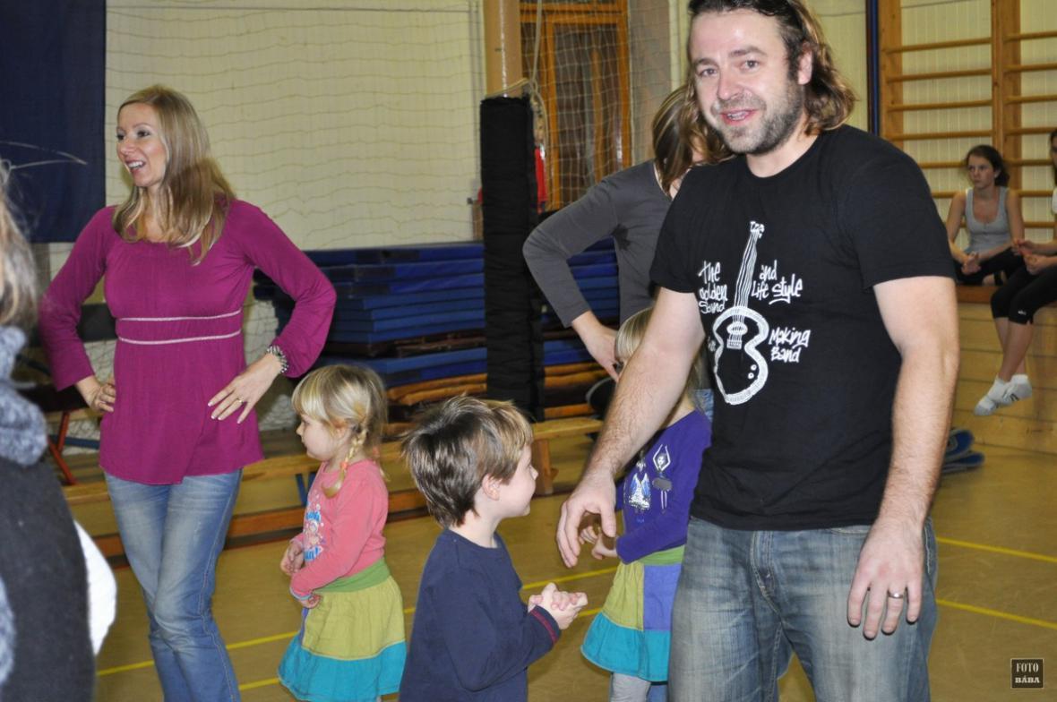 Mikuláš v TJ Sokol Louny