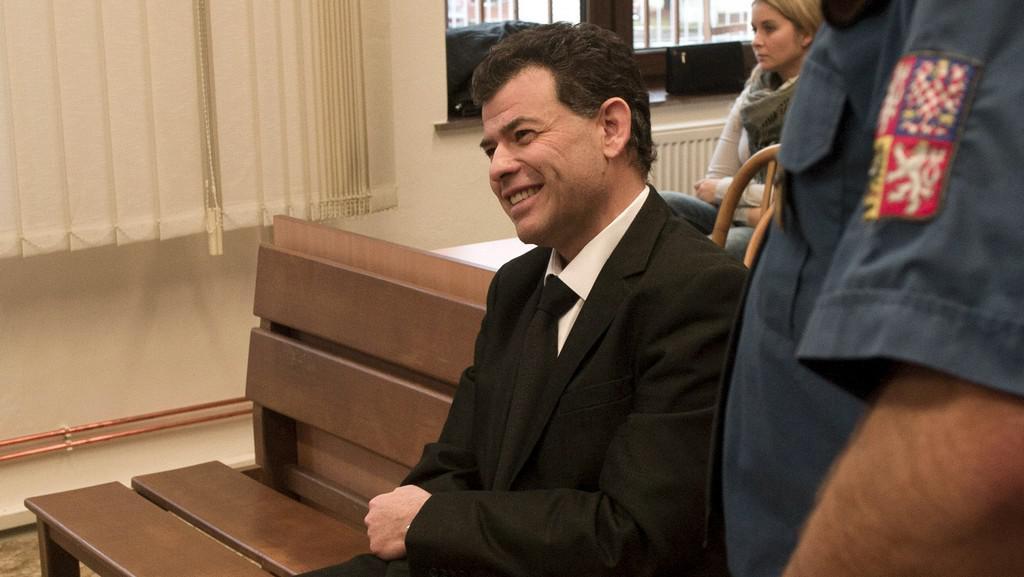 Stanislav Snášel u soudu