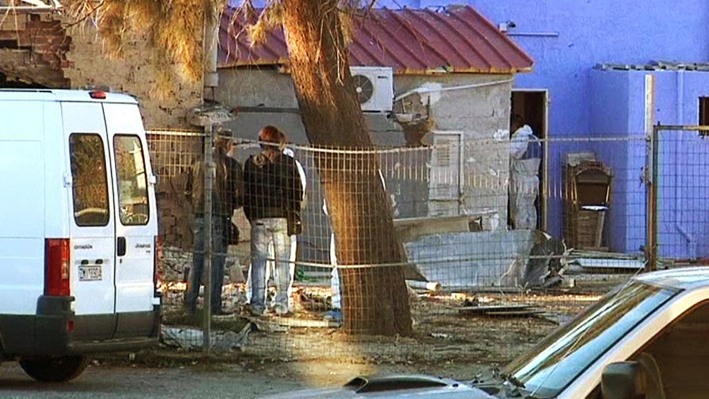 Vyšetřování výbuchu u sídla Zlatého úsvitu