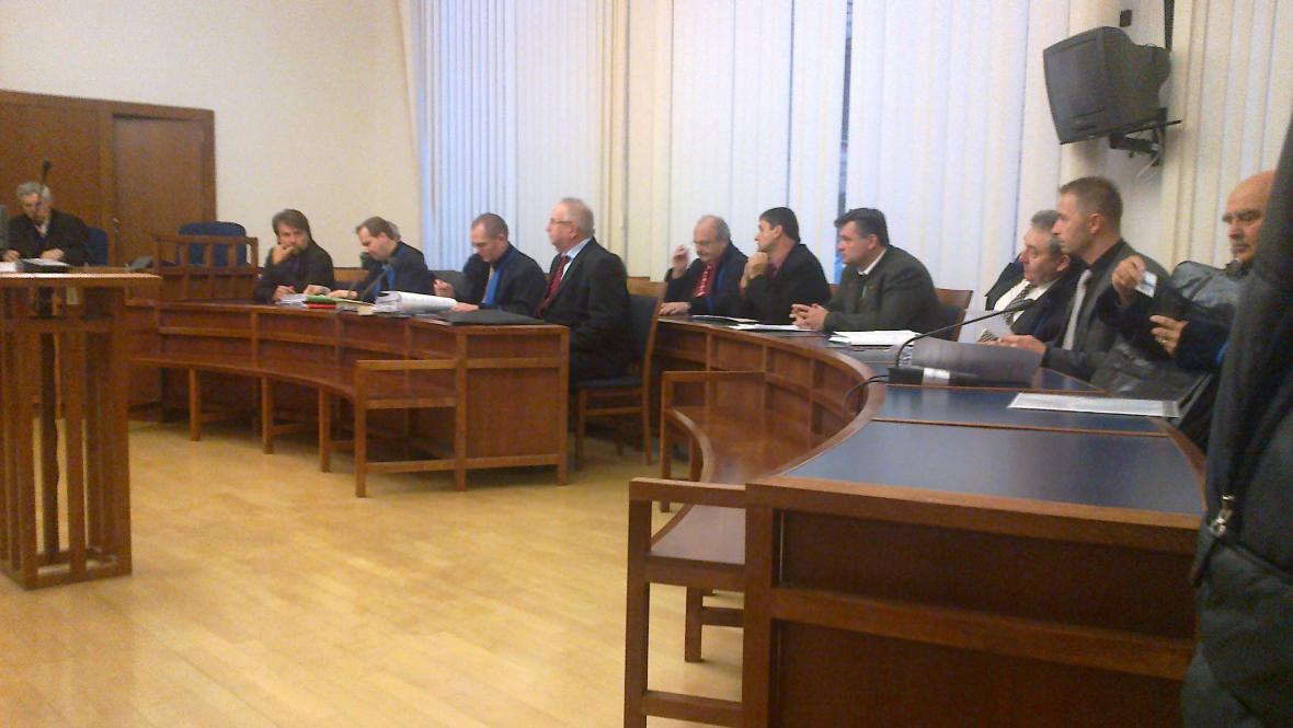 Krajský soud začal projednávat korupci extajemníka Krejčíře