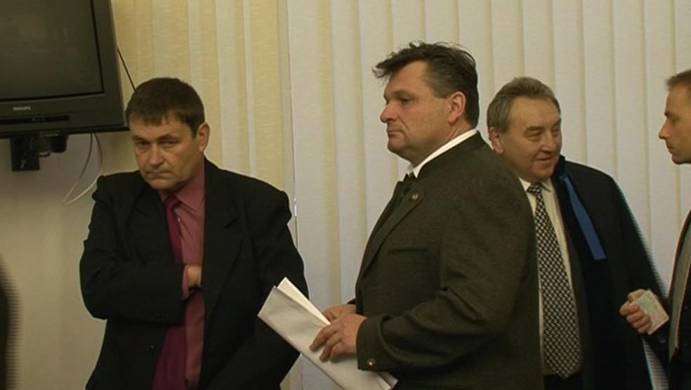Kamil Ludvík a Josef Kopečný