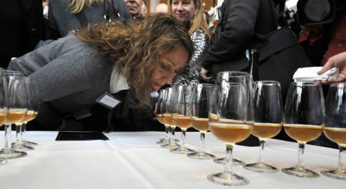 Degustace nejstaršího šampaňského