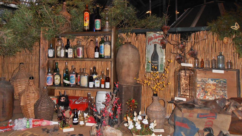 Výstava Petra Herynka Staropražské Vánoce