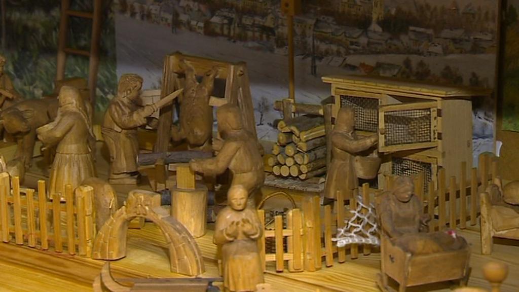Výstava betlémů v Jihlavě